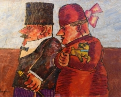 Borghese Franz - La coppia