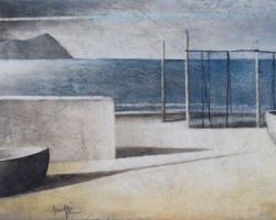 Scuffi Marcello - Il mare d'inverno
