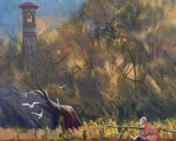 Pistolesi Silvestro - Il vecchio campanile
