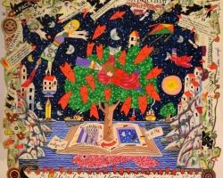 Musante Francesco - Il grande albero dei cuori