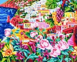 Faccincani Athos - La dolcezza di un ricordo intorno a Positano
