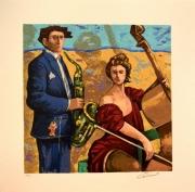 Talani Giampaolo - Due musicisti