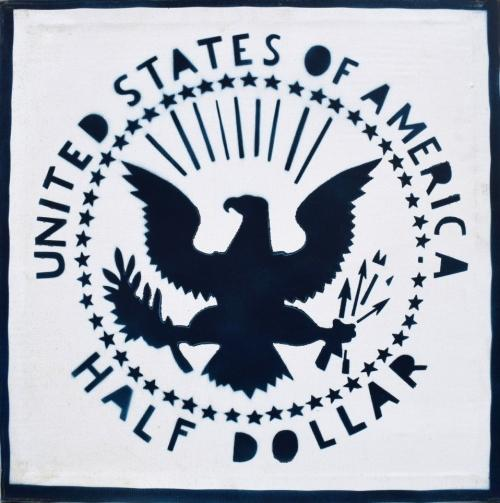 Angeli Franco - Half Dollar (Antipittura)