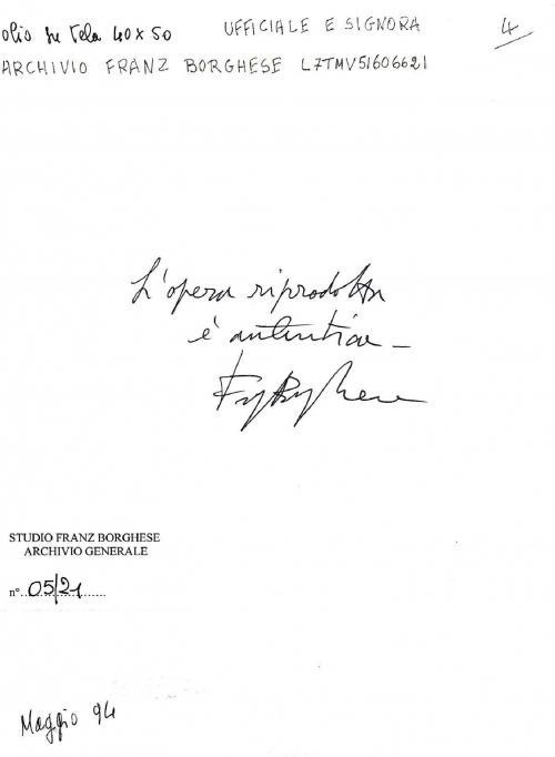 Borghese Franz