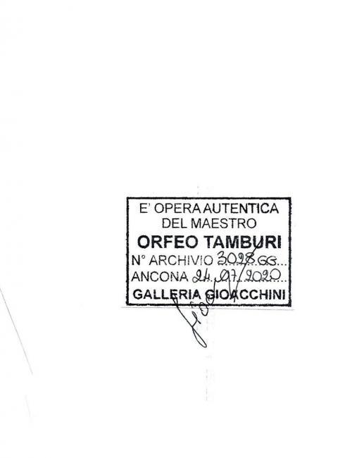 Tamburi Orfeo