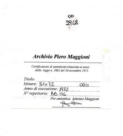 Maggioni Piero - Primitivo