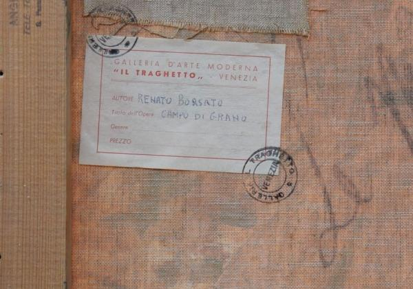 Borsato Renato - Campo di grano