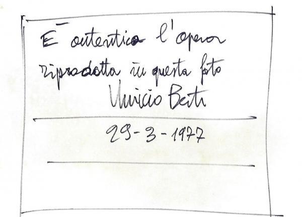 Berti Vinicio - ANTAGONISMO 1H-2H
