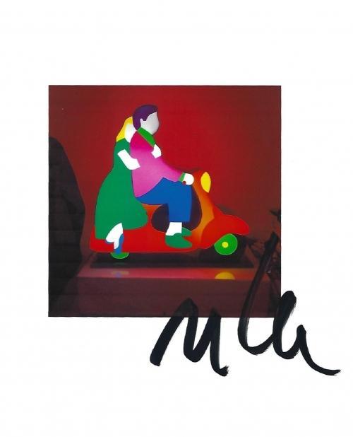 Lodola Marco - Vespa